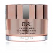 PRAI Champagne Caviar Skin Renewal Crème crema viso