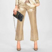 L'Autre Chose L`Autre Chose Gold-Hose oder -Blazer, Gold-Hose - 44 - Gold