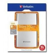 Verbatim Store 'n' Go Portable - vaste schijf - 500 GB - USB 3.0 (53021)