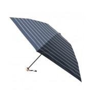【晴雨兼用】遮光ダブルボーダーミニパラソル