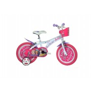 "BICICLETA COPII 14"" - BARBIE DREAMS - DINO BIKES (614G-BA)"