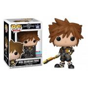 FUNKO POP Kingdom Hearts 3 Sora Guardian Form Exclusivo