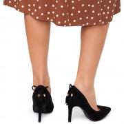 Pantofi dama Lella, Negru 41