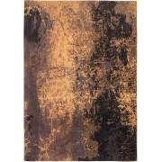 Louis de Poortere Vloerkleed Mad Men Cracks Deep Mine 280 x 360 cm