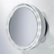 BS 10 illuminated travel mirror