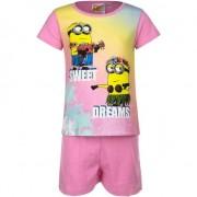 Disney Pyjama met korte broek Minions sweet dreams