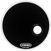 """Fatoba mare Evans 20"""" E-Mad Reso Bass Drum BK"""