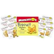 Biscuit Phonics Fun, Paperback/Alyssa Satin Capucilli