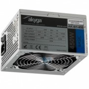 Akyga Basic ATX Power Supply 450W AK-B1-450 Fan12cm P4 3xSATA PCI-E