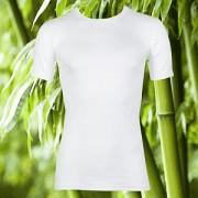 Maxx Owen bamboe t shirt wit