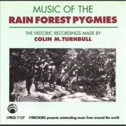 Video Delta Music Of The Rainforest Pyg - Music Of The Rainforest Pygmie - CD