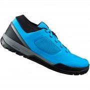 Shimano GR7 MTB Shoes - for Flat Pedals - Blue - EU 42 - Blue