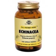Solgar It. Multinutrient Spa Echinacea 100 Capsule Vegetali