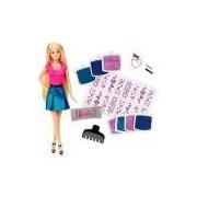 Barbie Glitter no Cabelo - Mattel