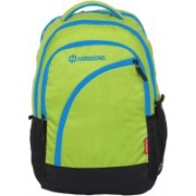 Harissons Yes Boss 26 L Backpack(Green)