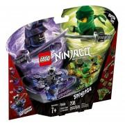 SPINJITZU LLOYD VS GARMADON - LEGO NINJAGO