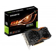 GIGABYTE nVidia GeForce GTX 1050 4GB 128bit GV-N105TG1 GAMING-4GD rev.1.0