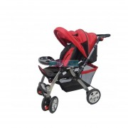 Carreolas Nuevas Llantas Cromadas para Bebé Varios Colores