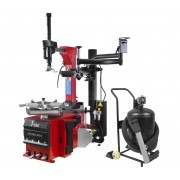 Zestaw montażownica M-250-3D-2 z inflatorem i przystawką Leverless
