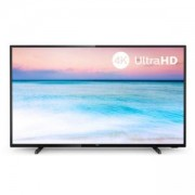 Телевизор Philips 65PUS6504/12, 65 инча (165.1 cm) LED Smart TV, 4K/UHD, DVB-T/T2/T2-HD/C/S/S2, LAN, Wi-Fi, 65PUS6504/12