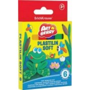Set plastilina in 6 culori ErichKrause 5 gr Multicolor