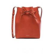 Mansur Gavriel Bucket Bag in Brown.