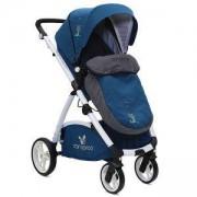 Детска комбинирана количка - Stefanie, Cangaroo, налични 3 цвята, 356060