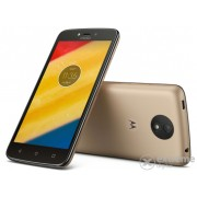 Telefon Motorola Moto C DUAL SIM, Gold (Android)