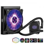 Cooler CPU Cooler Master MasterLiquid ML120L RGB, racire cu lichid, MLW-D12M-A20PC-R1