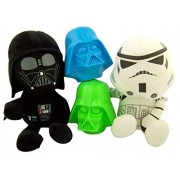 Star Wars Easter Basket Stuffers Stormtrooper & Darth Vader Toys with Plastic Eggs