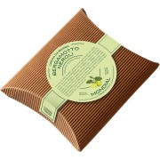 Mondial Luxury Shaving Cream Wooden Bowl Refill 125 ml Bergamotto Neroli
