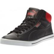 Puma Salz Mid DP Running Shoes For Men(Black)