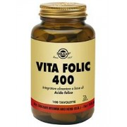 Solgar It. Multinutrient Vita Folic 100 Tavolette