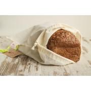 Bag-again ekologiska brödpåsar i bomull