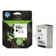 Мастило HP 940XL, Black, p/n C4906AE - Оригинален HP консуматив - касета с мастило