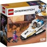 LEGO 75970 LEGO Overwatch Tracer vs. Widowmaker