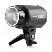Fotografia Luz GODOX E250 250WS Flash Studio - Negro (AC 220V / UE)