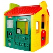 Little Tikes Lekstuga med basketset - Little Tikes Lekhus 444C