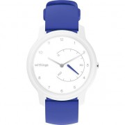 Ceas smartwatch Withings Move, White/Blue
