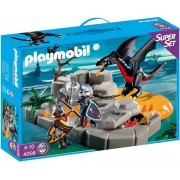 Playmobil 4006 - Superset Chevaliers Dragons