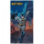 Toalha De Banho Infantil Lepper -Aveludada Transfer Batman