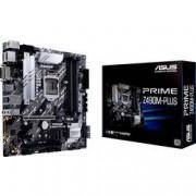 Asus Základní deska Asus PRIME Z490M-PLUS Socket Intel® 1200 Tvarový faktor Micro-ATX Čipová sada základní desky Intel® Z490