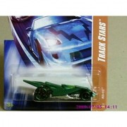 2008 Hot Wheels Track Stars Green RD-02 w/ Black OH5SPs #102 (2 of 12) 1:64 Scale