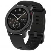 Smartwatch Xiaomi Huami Amazfit GTR, 1.2 inch, 42 mm, Amoled, GPS, 5ATM Waterproof, Bluetooth 5.0, 195 mAh, Global, Negru