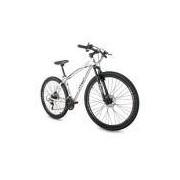 Bicicleta Mazza Bikes Fire MZZ-200 - Aro 29 - Freio a Disco - 21 Marchas - Adulto - BRANCO Mazza Bikes