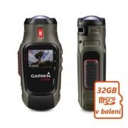 Garmin VIRB™ Elite (GPS/akcelerometer/altimeter/Wi-Fi (802.11 b/g/n))