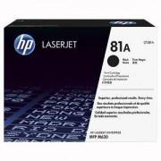Оригинален консуматив HP 81A Black Original LaserJet Toner Cartridge - CF281A