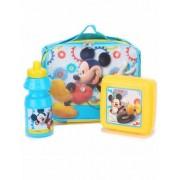 Vegaoo Lunchbox-Set Mickey Maus