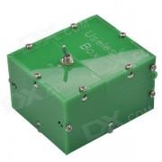 NEJE Mini Inutil montado completamente Maquina Toy Box - Verde (2 * AAA)