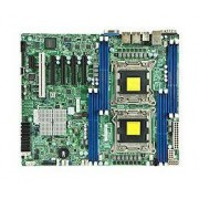 Supermicro X9DRL-iF server/workstation motherboard LGA 2011 (Socket R) Intel® C602 ATX